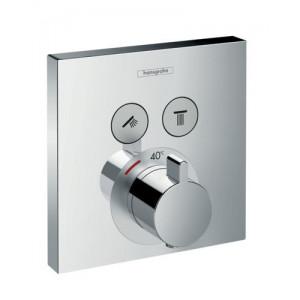 Hansgrohe ShowerSelect Thermostat Unterputz 2 Verbraucher