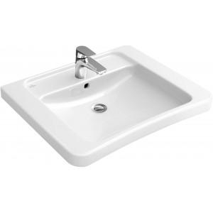 Villeroy & Boch Architektura Waschbecken 650 x 550 mm, mit/ohne Überlauf