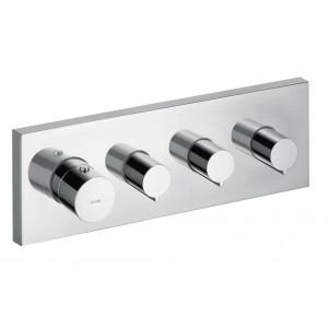 ShowerSolutions Thermostatmodul 360/120 Unterputz für 3 Verbraucher