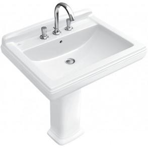 Villeroy & Boch Hommage Waschbecken 750 x 580 mm, mit Überlauf