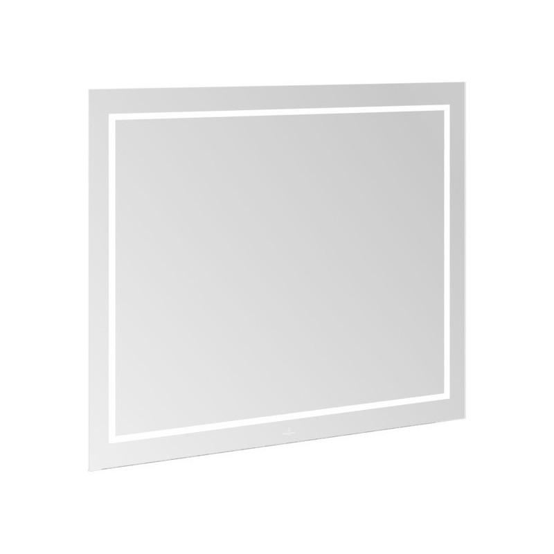 Villeroy & Boch Finion LED-Spiegel mit Wandbeleuchtung 1000 x 750 mm