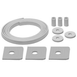 Hafner Schallschutz ISO-SET® Waschbecken von 81-110 cm