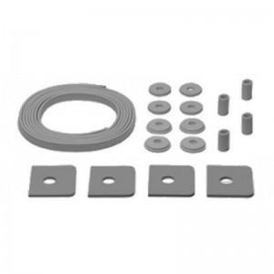 Hafner Schallschutz ISO-SET® Doppelwaschbecken von 111-160 cm