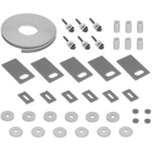 Hafner Schallschutz ISO-SET® Doppelwaschbecken von 161-210 cm