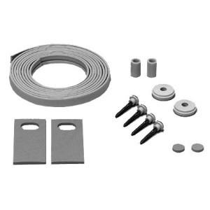 Hafner Schallschutz ISO-SET® für Waschtischunterbau bis 120 cm