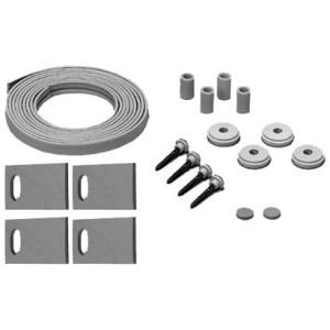 Hafner Schallschutz ISO-SET® für Waschtischunterbau bis 150 cm