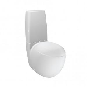 Laufen Il Bagno Alessi One Stand-Tiefspül-WC mit Spülrand weiss Clean Coat