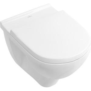Villeroy & Boch O.Novo Wand-Tiefspül-WC mit Spülrand