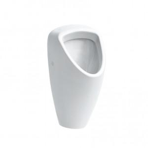 Laufen Caprino Plus Absaug-Urinal Wasserzulauf aussen senkrecht